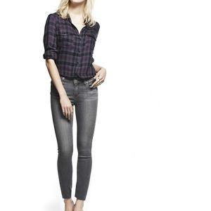 paige verdugo ultra skinny jeans size 26 petite